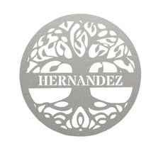 Load image into Gallery viewer, Home Decor - Tree Of Life Monogram