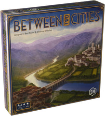 Between Two Cities - Stonemaier Games | Sunny Pair'O'Dice