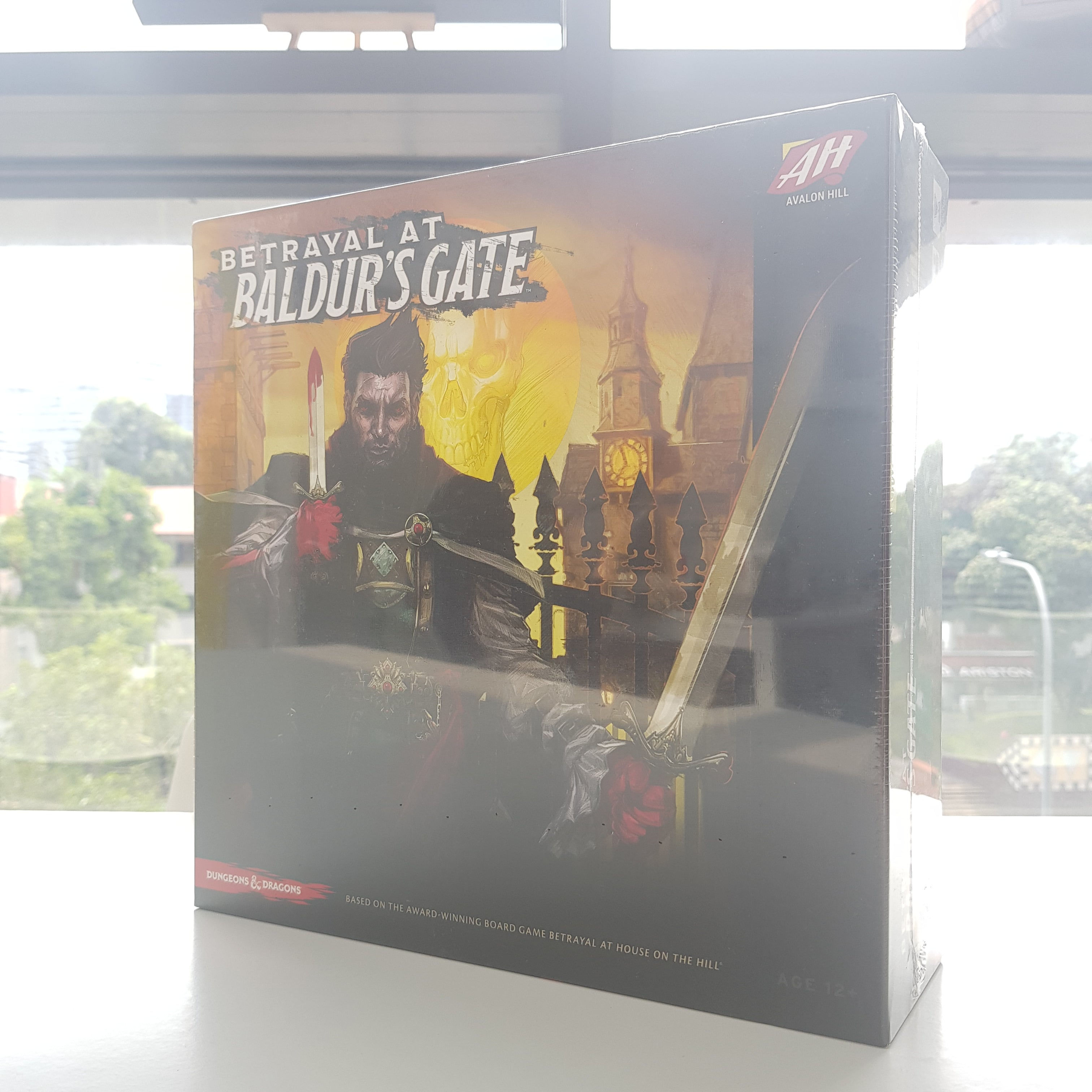Betrayal at Baldur's Gate - Avalon Hill Games | Sunny Pair'O'Dice