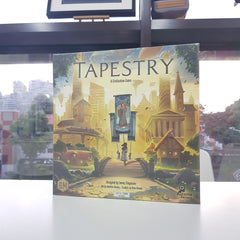 Tapestry - Stonemaier Games | Sunny Pair'O'Dice