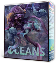 Oceans Deluxe Edition - North Star Games | Sunny Pair'O'Dice