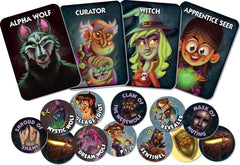 Ultimate Werewolf Deluxe Edition - Bezier Games | Sunny Pair'O'Dice