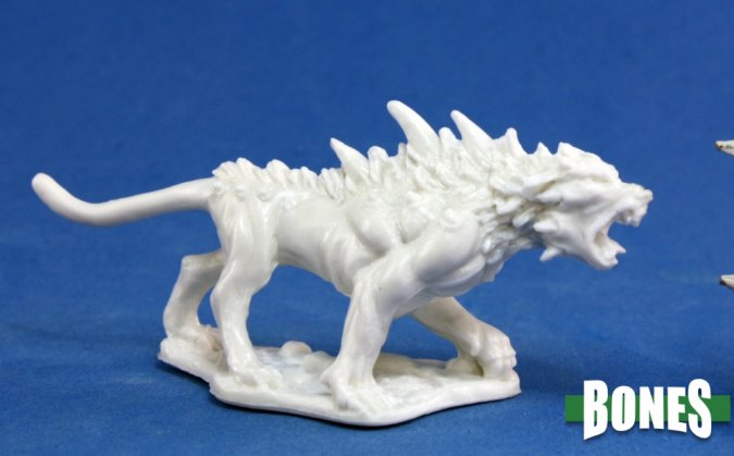 Reaper Miniatures - Hell Hound (77038) | Sunny Pair'O'Dice