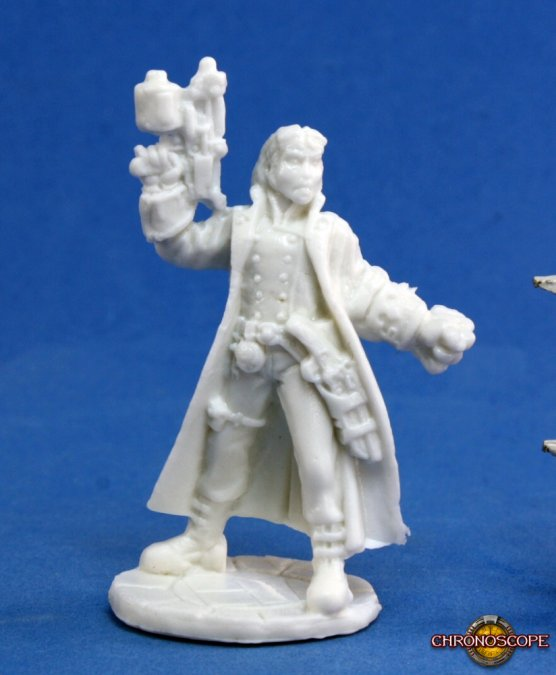 Reaper Miniatures - Andre Durand (80005) | Sunny Pair'O'Dice