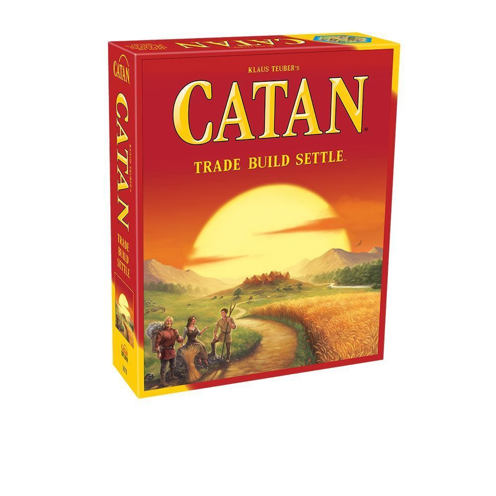 Catan 5th Edition | Sunny Pair'O'Dice