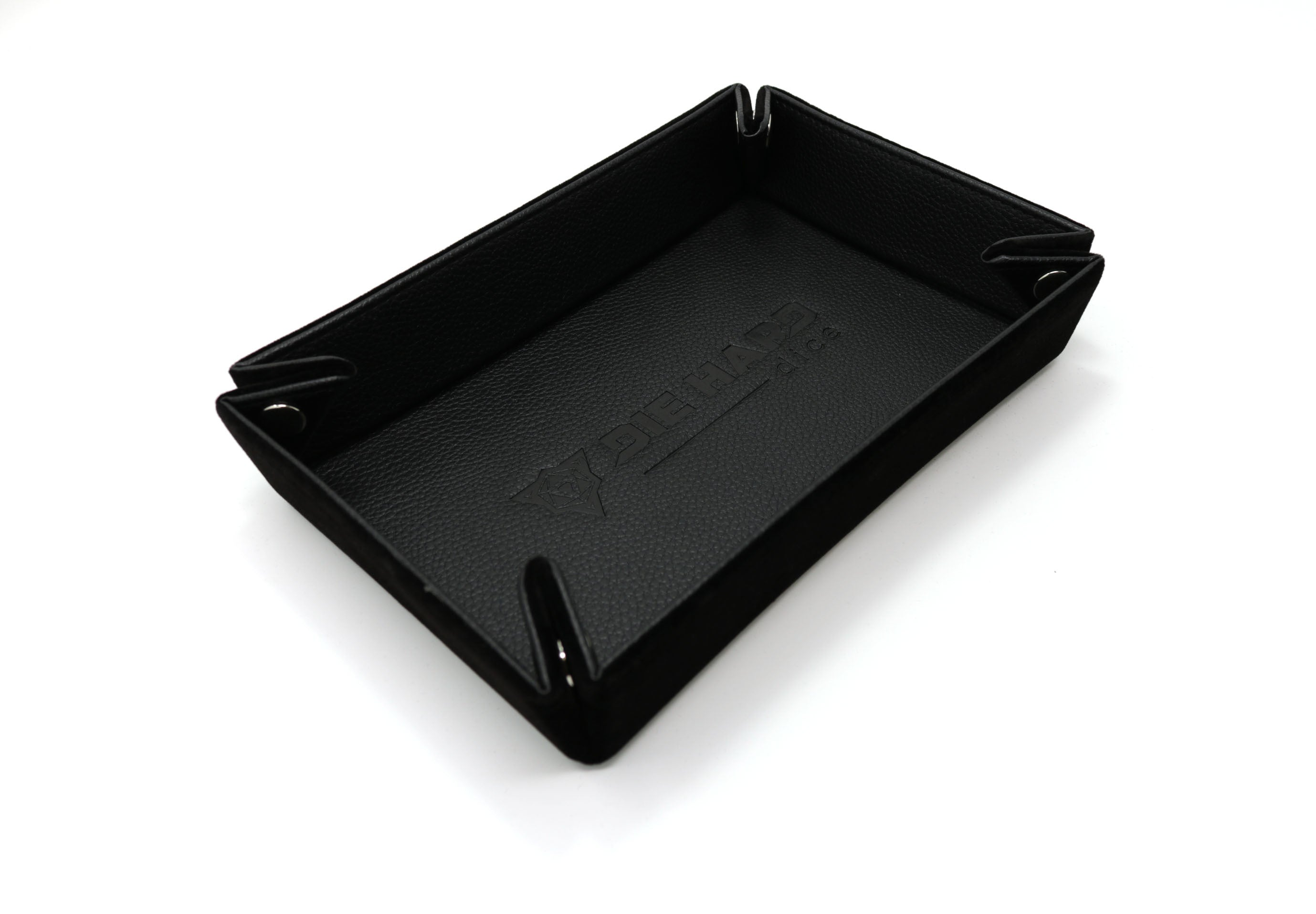 Die Hard Dice - Folding Dice Tray (Rectangle) | Sunny Pair'O'Dice