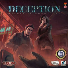 Deception: Murder in Hong Kong (CS Files) - Jolly Thinkers | Sunny Pair'O'Dice