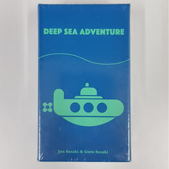 Deep Sea Adventure (US Edition) - Oink Games | Sunny Pair'O'Dice