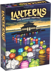 Lanterns: The Harvest Festival - Renegade Game Studios | Sunny Pair'O'Dice