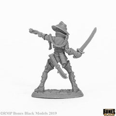 Reaper Miniatures - Damaris, Duskwarden (44054) | Sunny Pair'O'Dice
