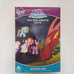 My Little Pony RPG: Tails of Equestria - Starter Set | Sunny Pair'O'Dice