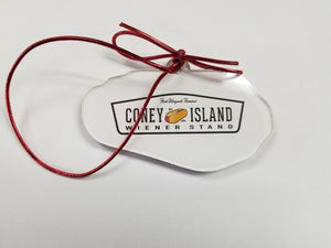 Coney Island Christmas Ornament - Coney Dog