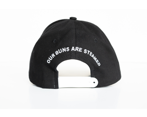 Coney Island Baseball Cap, Black