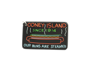 Coney Island Key Chain