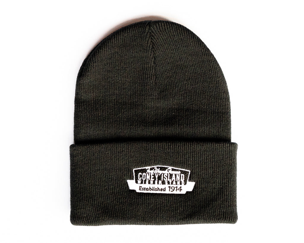 Coney Island Stocking Cap