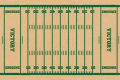 "Football Table Runner 30""x 50'"