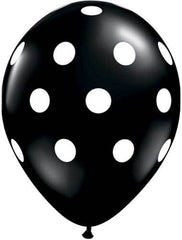 "11"" Polka Dot Balloon"