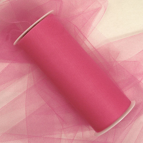 "Tulle - 6"" X 25 Yards"