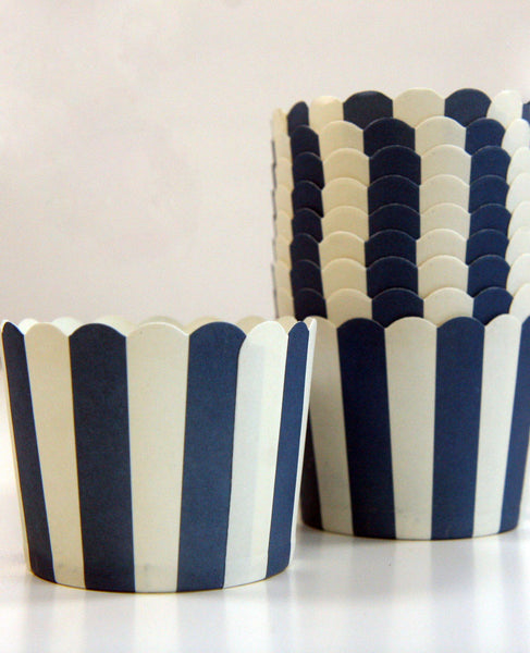 Blue Navy Stripe