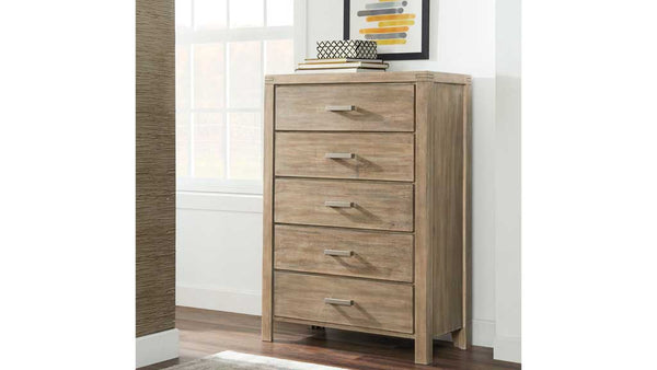 Ambrosch 5 drawer chest