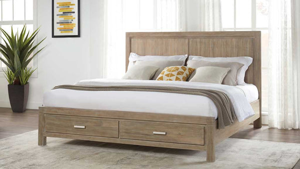 Ambrosch queen bed frame