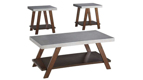 Bellenteen 3 piece occasional table set