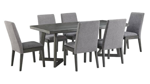 Besteneer 7 piece dining suite
