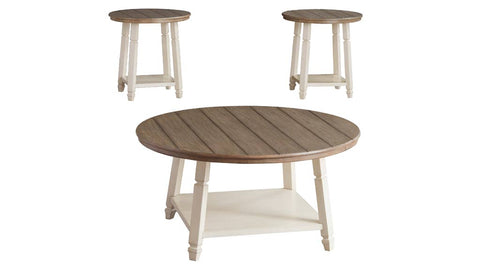 Bolanbrook 3 piece occasional table set