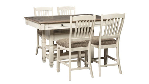 Bolanburg 5 piece dining suite