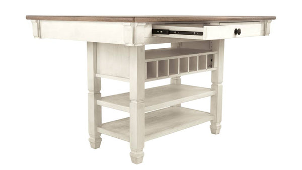 Bolanburg dining counter table