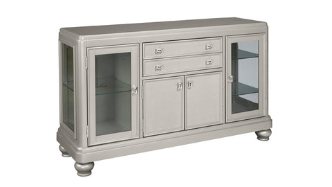 Coralayne 4 door 2 drawer buffet