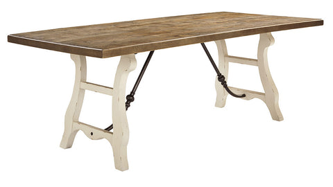 Dazzelton dining table