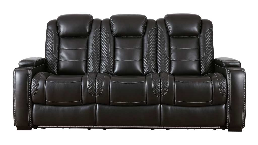 Partytime 3 seater electric recliner