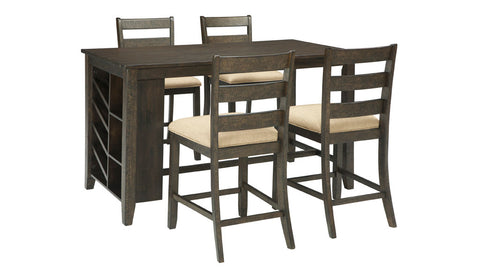 Rokane 5 piece dining suite