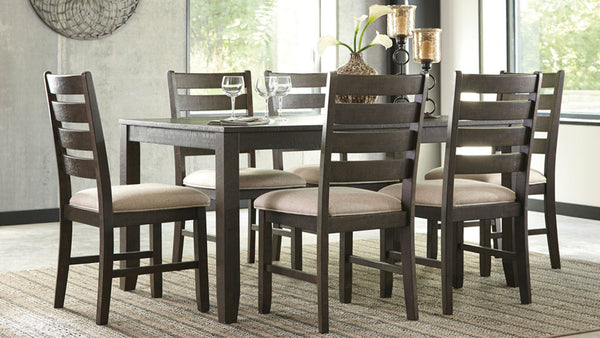 Rokane 7 piece dining suite
