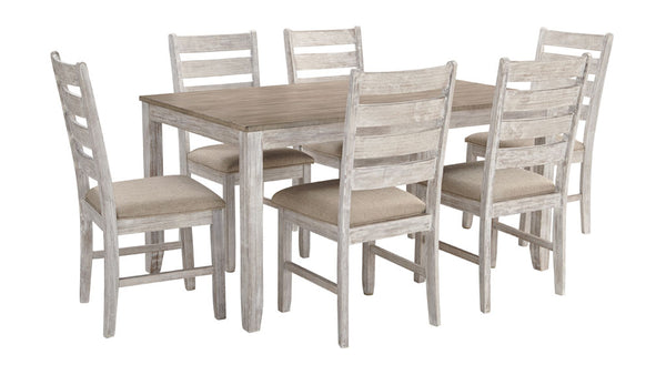 Skempton 7 piece dining suite