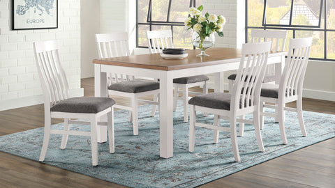 Westconi 7 piece dining suite