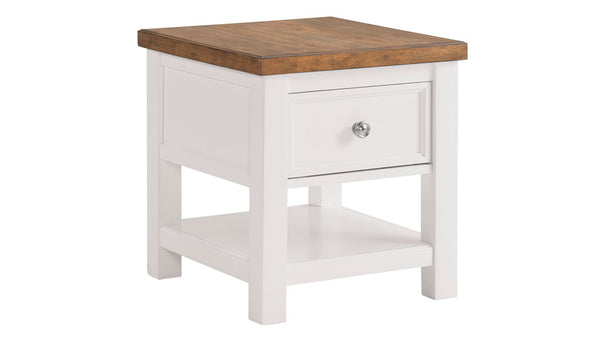Westconi end table