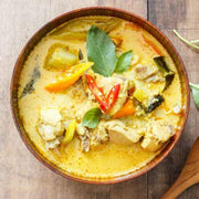 Green Thai Curry - House of Cumin