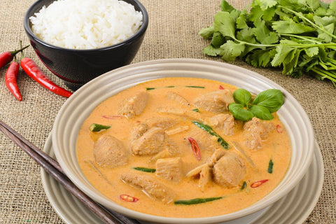 Red Thai Curry