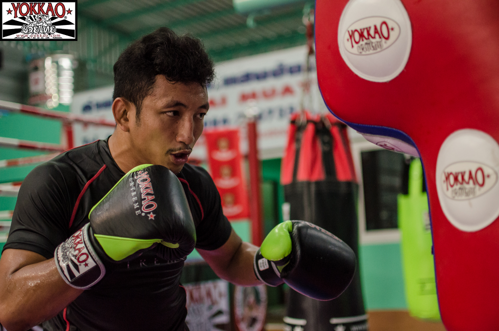 Pakorn PK Muay Thai Gym