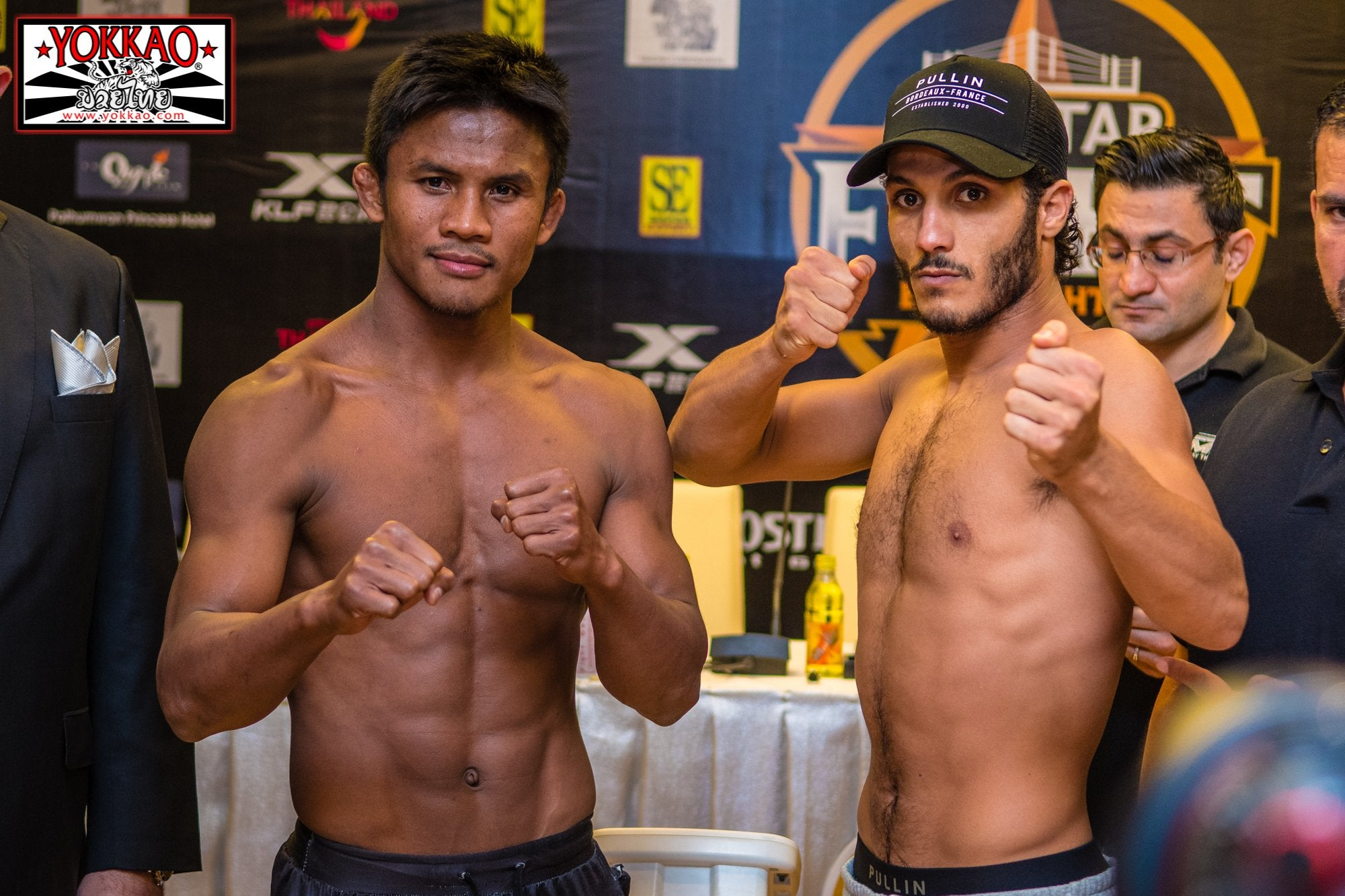 Buakaw, Pakorn and Manachai ready For All-Star Fight!