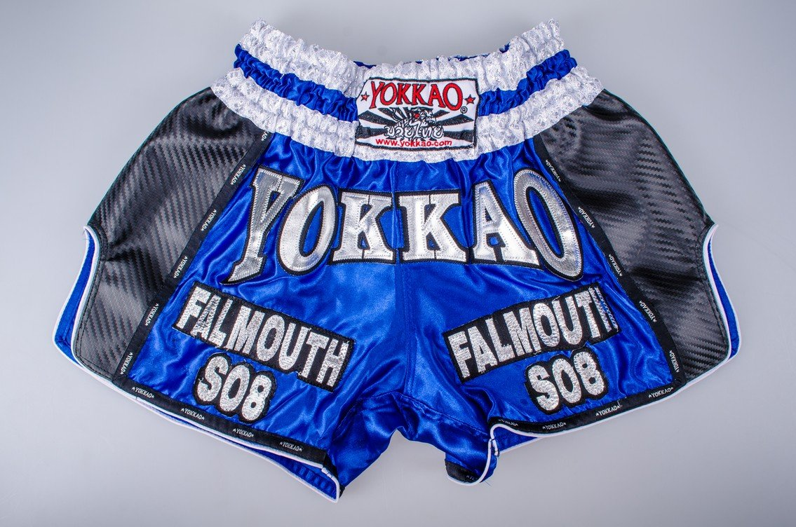 Customize your Muay Thai Shorts with YOKKAO!