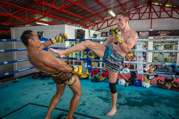 Muay Thai Sparring Tips & Etiquette