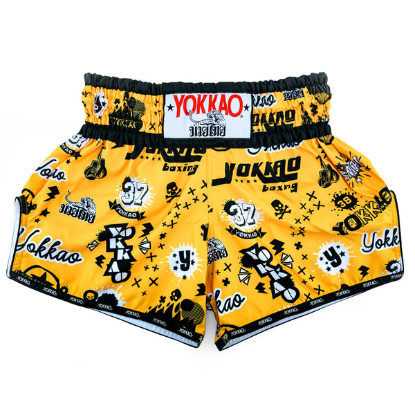Rock'n'Rolla Gold CarbonFit Shorts