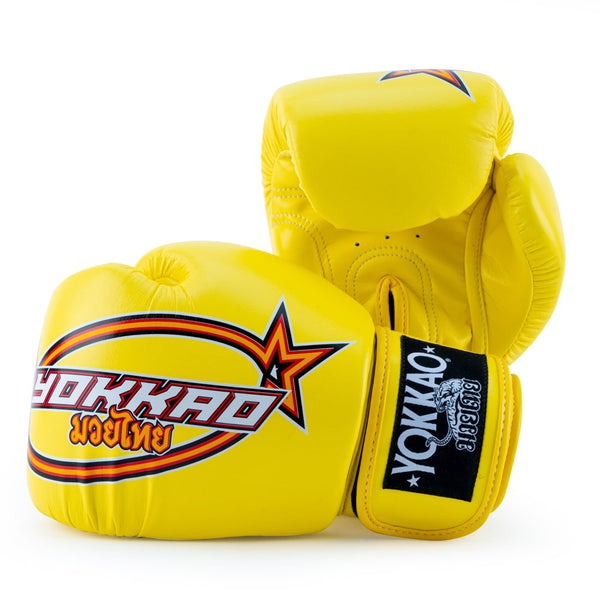 Vertical Boxing Gloves