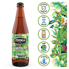 Load image into Gallery viewer, Energy Kombucha
