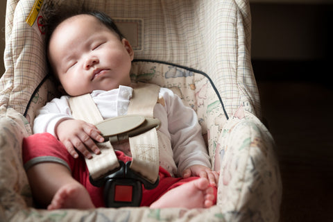 Consider having a professional installation for your baby's car seat.