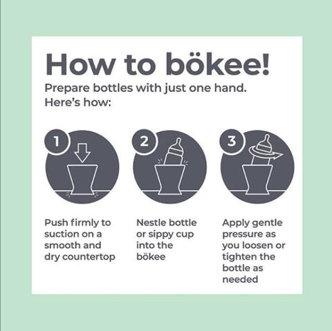 How to bokee