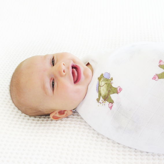 Baby Swaddle - Betty Bear